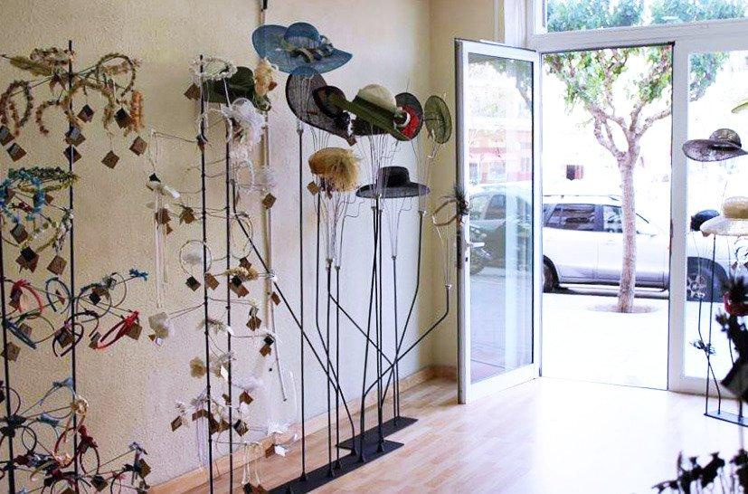 Fotografía de la antigua tienda de Encarnación López Toledo